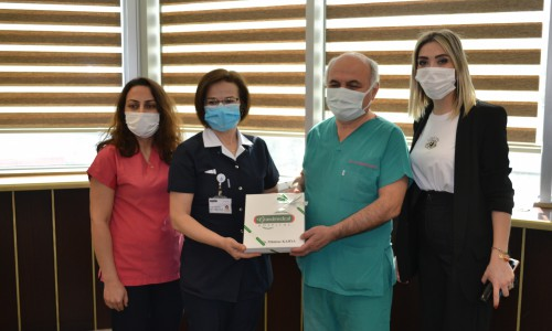 Grandmedical'de 14 Mart Tıp Bayramı coşkusu