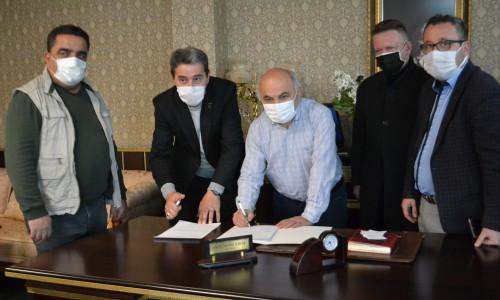 Grandmedical Hastanesi ile Çalışan Gazeteciler Derneği arasında sağlık hizmetleri protokolü imzalandı