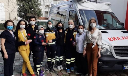 Grandmedical'de Acil Tıp Teknisyenleri ve Teknikerleri Günü kutlandı
